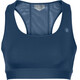 asics Bra Sports Bra Women blue